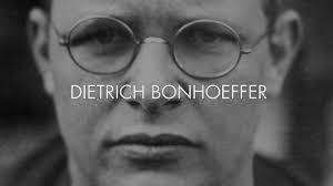Resultado de imagem para dietrich bonhoeffer